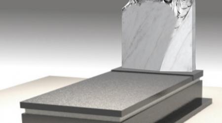rzeźba nagrobna w kamieniu