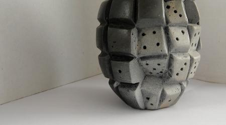 Gry wojenne- rzeźba