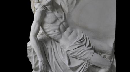 Rzeźba nagrobna Pieta